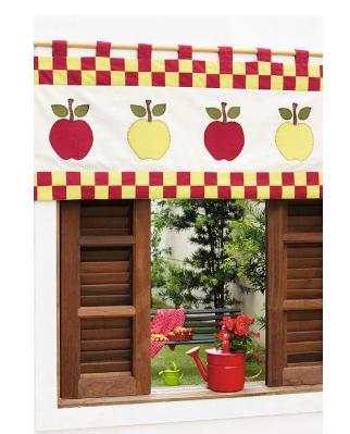 Moldes de apliques de retazos de tela para toallas - Apliques de cocina ...