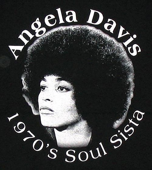 angela davisAngela Davis Black Panther