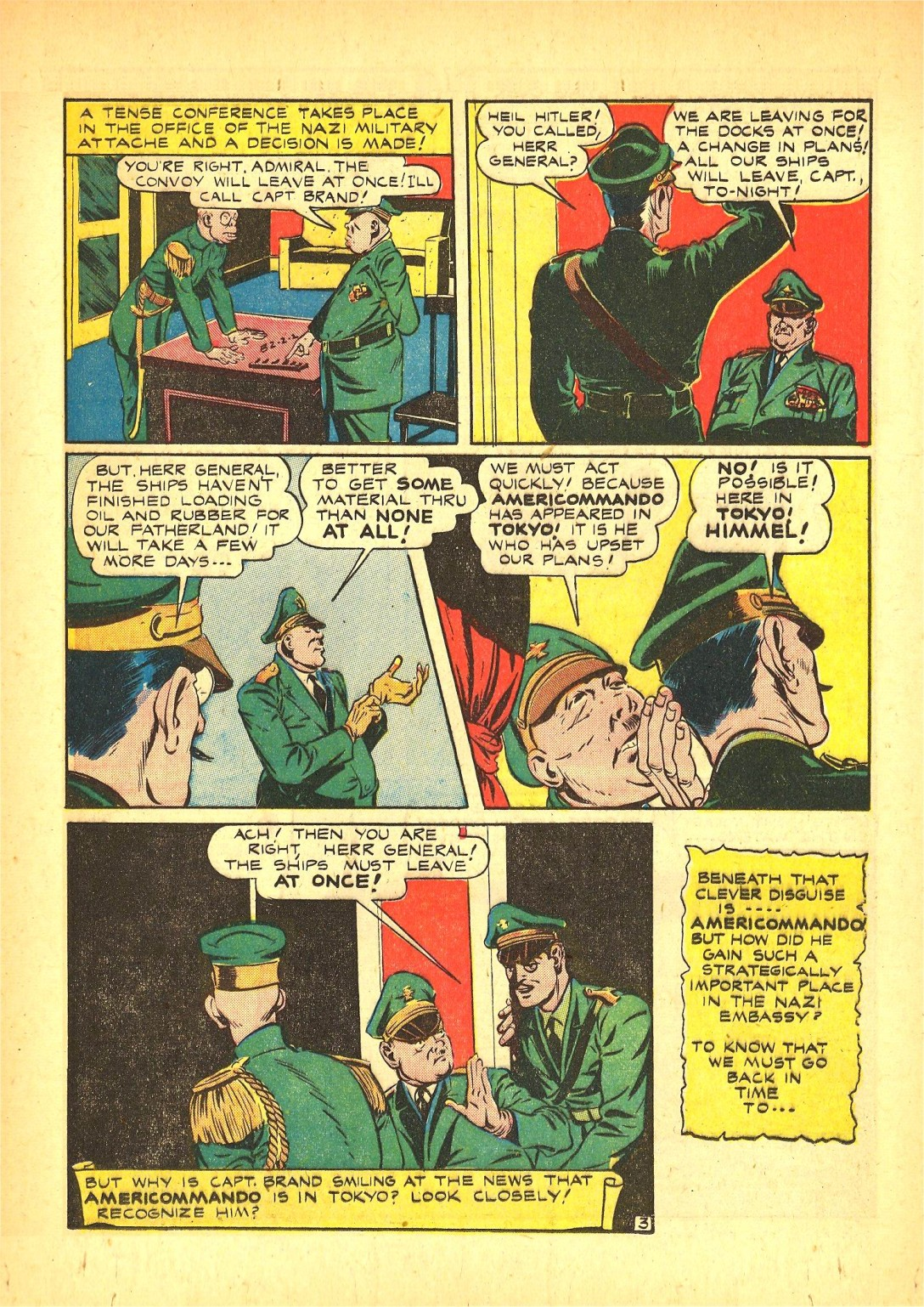 Read online Action Comics (1938) comic -  Issue #72 - 42