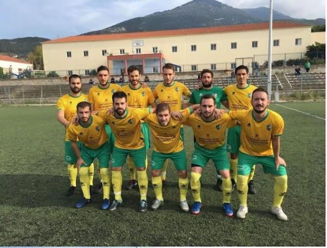 ΚΑΛΟΝΕΡΟ-ΜΙΛΤΙΑΔΗΣ Α1 ΤΟΠΙΚΗ ΜΕ 3-0