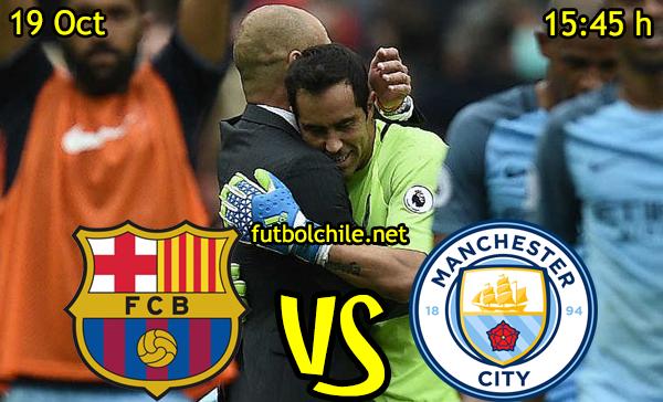 Ver stream hd youtube facebook movil android ios iphone table ipad windows mac linux resultado en vivo, online: Barcelona vs Manchester City