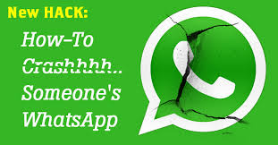 How To Crash/close YourFriends Whatsapp {Easy Method} [100% Working]