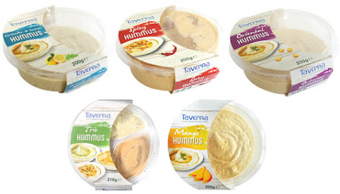 Hummus, Taverna