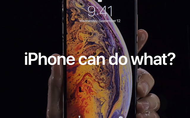 iPhone can do what?