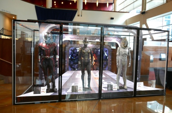 Ant-Man and Wasp movie costumes