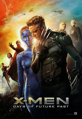 X-Men : Days of Future Past poster