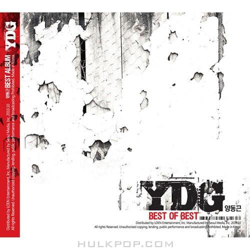 YDG (Yang Dong Geun) – Best Of Best