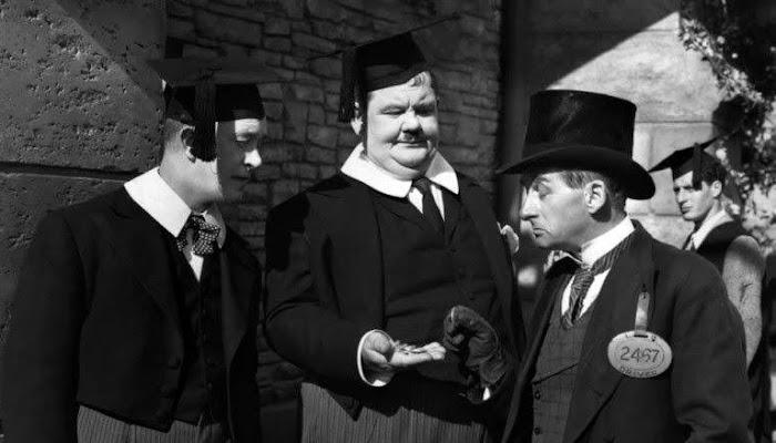 A Chump at Oxford (1939)