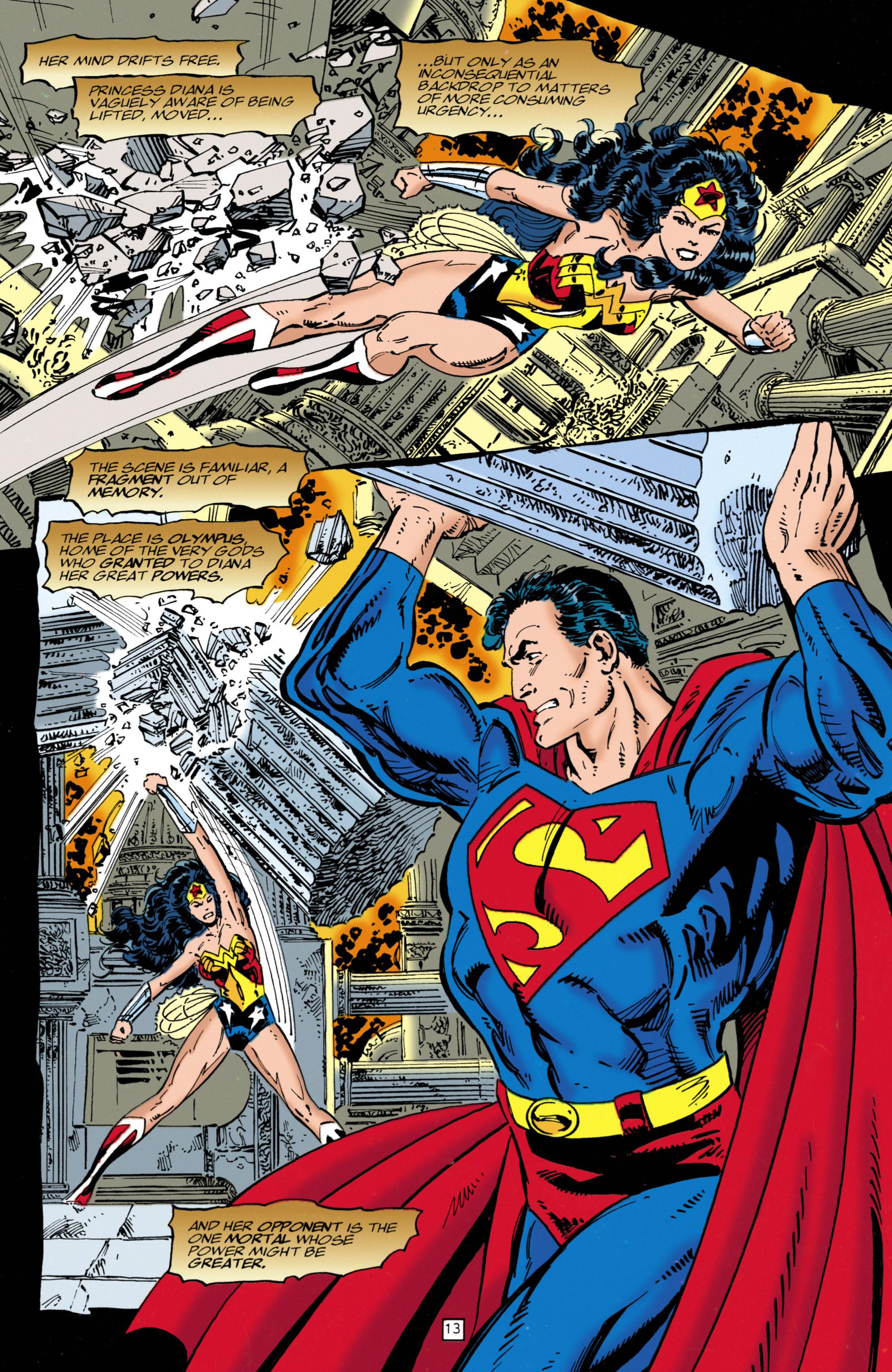 Read online Wonder Woman (1987) comic -  Issue #102 - 13
