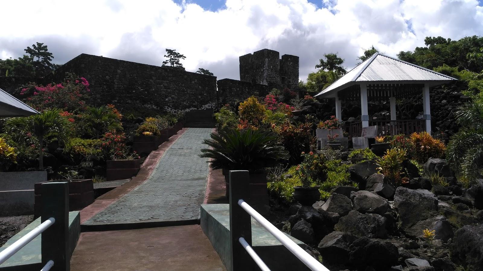 Benteng Torre Tidore