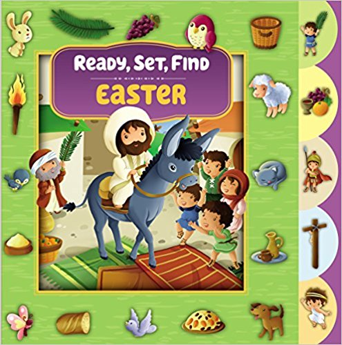 Lighthouse Academy The Beginners Bible Coloring Book Ready Set Find Easter