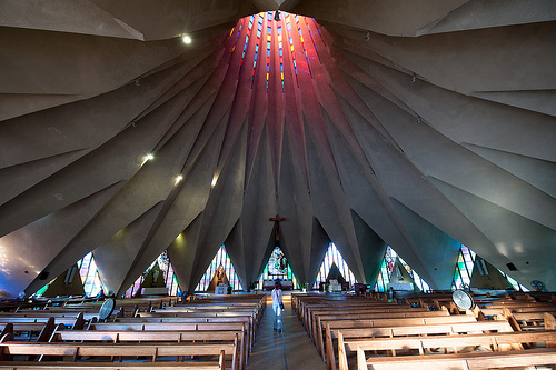 Polana Church, Maputo, Mozambique photo by Tomas Forgac