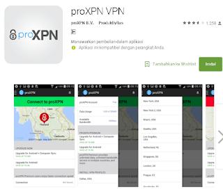 ProXPN di android