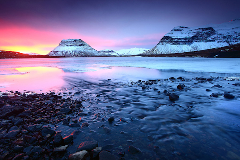 15. Grundarfjordur, Iceland - 20 of The Best Places To Watch The Sunset