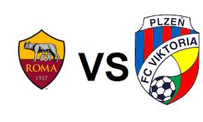مشاهدة مباراة روما وفيكتوريا بلزن بث مباشر اليوم