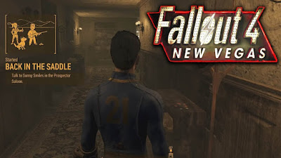 Fallout New Vegas 4 Mobile APK + OBB for Android