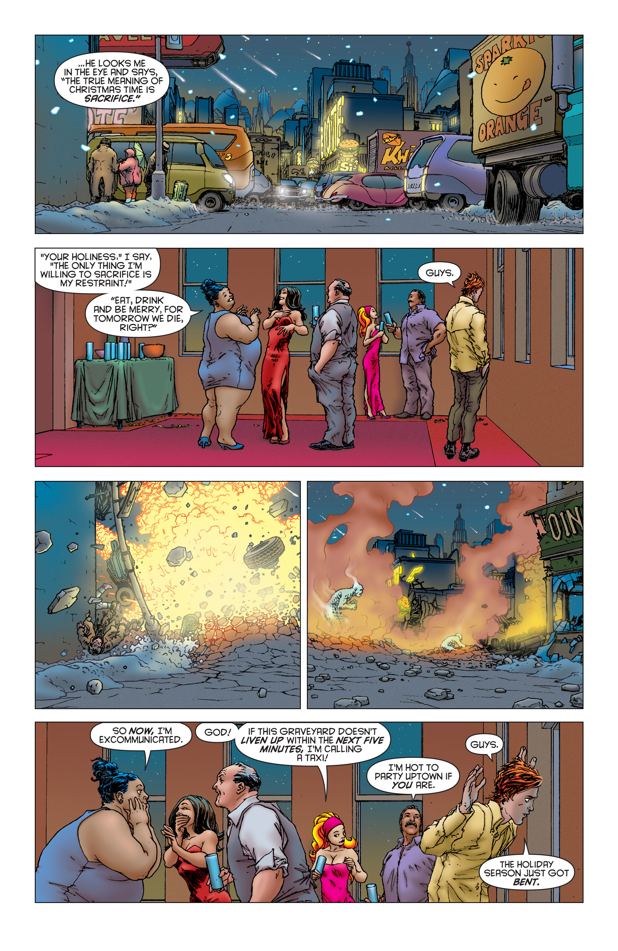 Read online All Star Superman comic -  Issue #7 - 6
