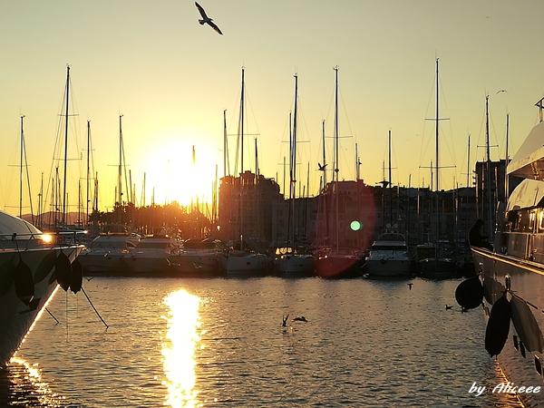 Apus-de-soare-Cannes-Franta