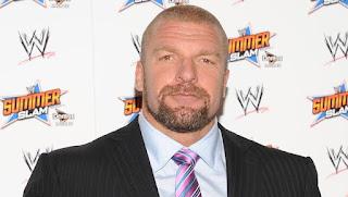 Wrestlemania 33 Triple h