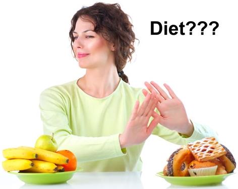 Pantangan Diet yang Harus Anda Hindari