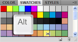 DesignEasy: Share Swatches between Photoshop, Illustrator