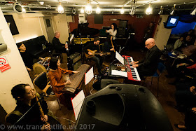Yi Ji-Young (gayageum), Hyelim Kim (taegum), Jihye Kim (chango), Kiku Day (shakuhachi), Notes Inégales, Peter Wiegold at Club Inégales