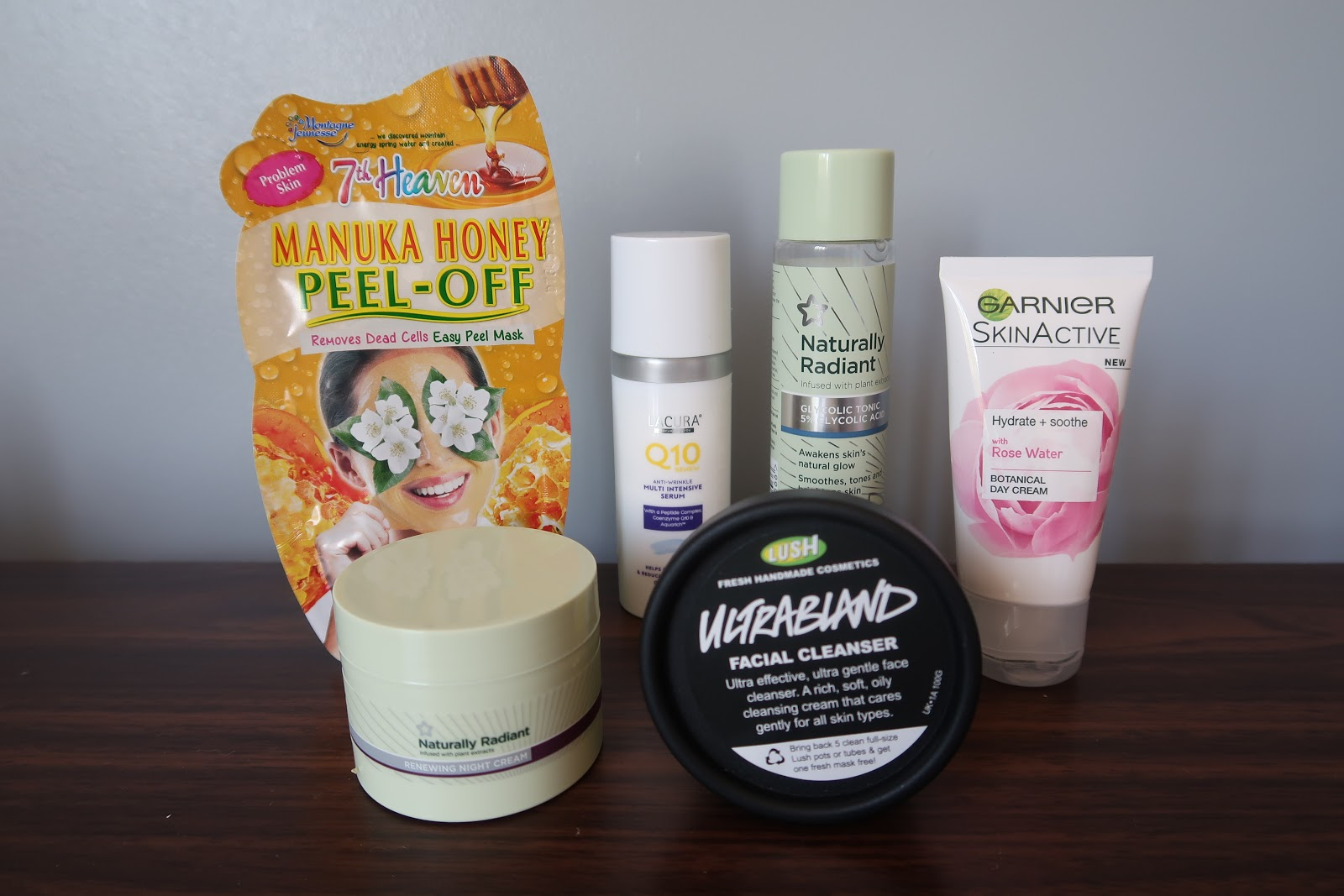 cheap high street skincare