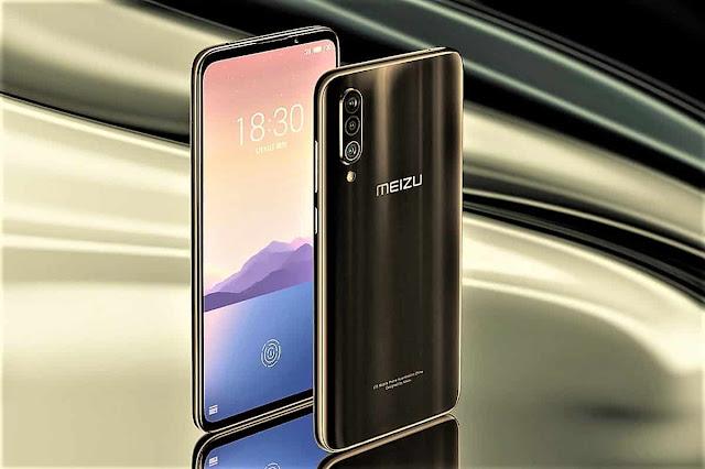 New Meizu 16Sx Phone