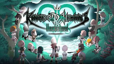 KINGDOM HEARTS Unchained x Apk v1.2.3 Mod Always Player Turn Terbaru