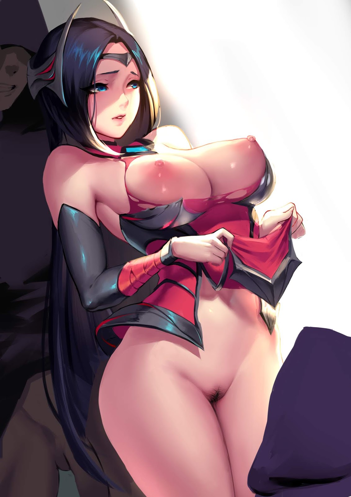 Erelia Upskirt by Cian Yo | League of Legends