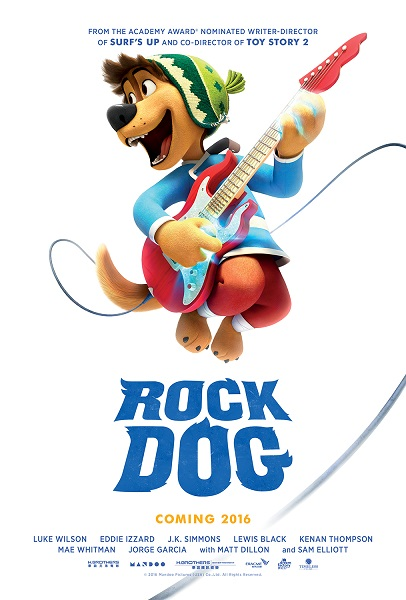 Film Rock Dog 2017 Bioskop