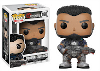 Funko Pop! Dominic Santiago