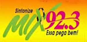 Sintonize 92.3 RÁDIO MIX