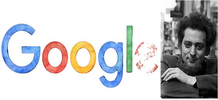 Georges Perec Hari ini Ultah Ke 88 Di Peringati Google Doodle Dengan Logo Spesial