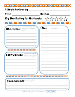 Purchase this book report project below: