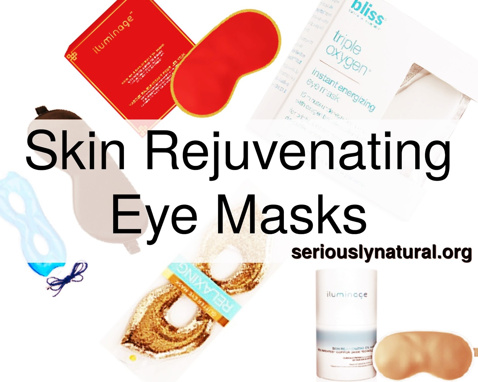 Click here to buy Iluminage Skin Rejuvenating Eye Mask with Copper Oxide for a perfect Mother's Day gift!