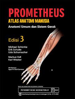 PROMETHEUS Atlas Anatomi Sistem Gerak Edisi 3