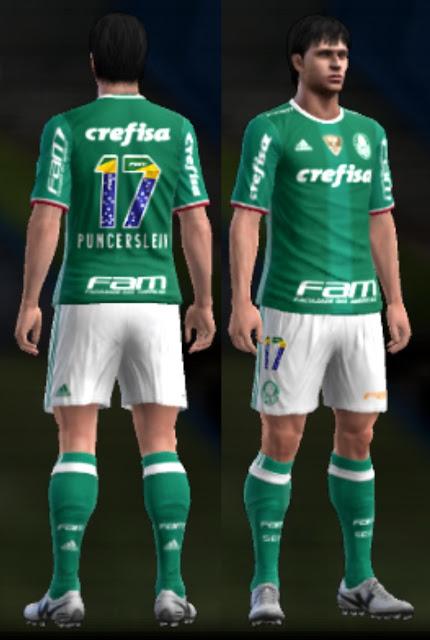 PES 2013 Palmeiras Full GDB V.4 Final (BY ANTONELLI & PESEDIT TEAM)
