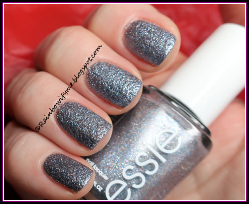 Essie ~ 1535 Slay Up Slate