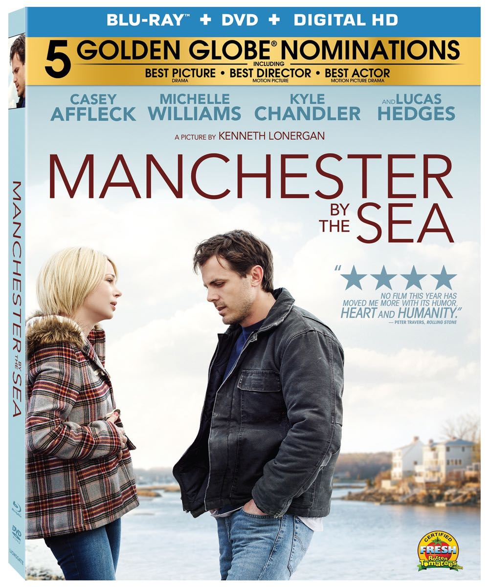 Manchester by the Sea 2016 Eng BRRip 480p 400mb ESub