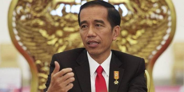 Jokowi Ingatkan Jangan Remehkan Penyakit Campak
