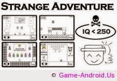 Game Chuyến Phiêu Lưu Kỳ Lạ cho máy samsung