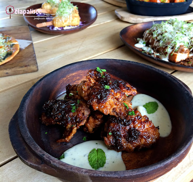 Honey Bagoong Wings from Amacena Tagaytay