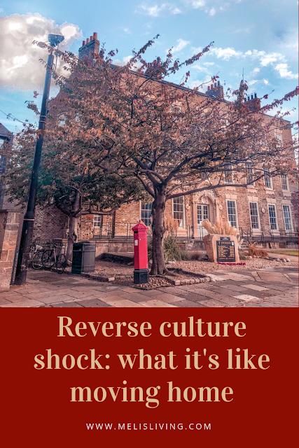Reverse culture shock: pin me