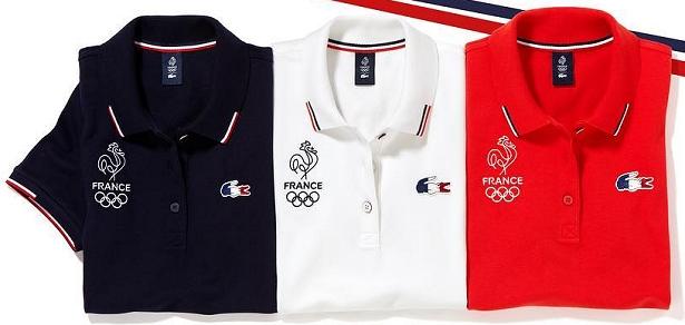 ... Francês e apresentou a linha de roupas que a delegação do país  utilizará na cerimônia de abertura d434892efdc78
