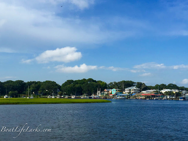 Southport, NC, ICW