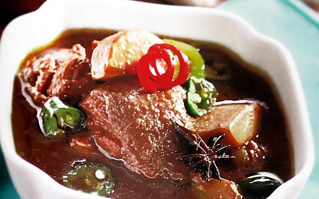 Resep Masakan Semur Ayam Tahu Sutra | Catering Yamin