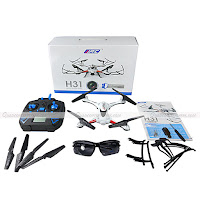 JJRC H31 quadcopter Package