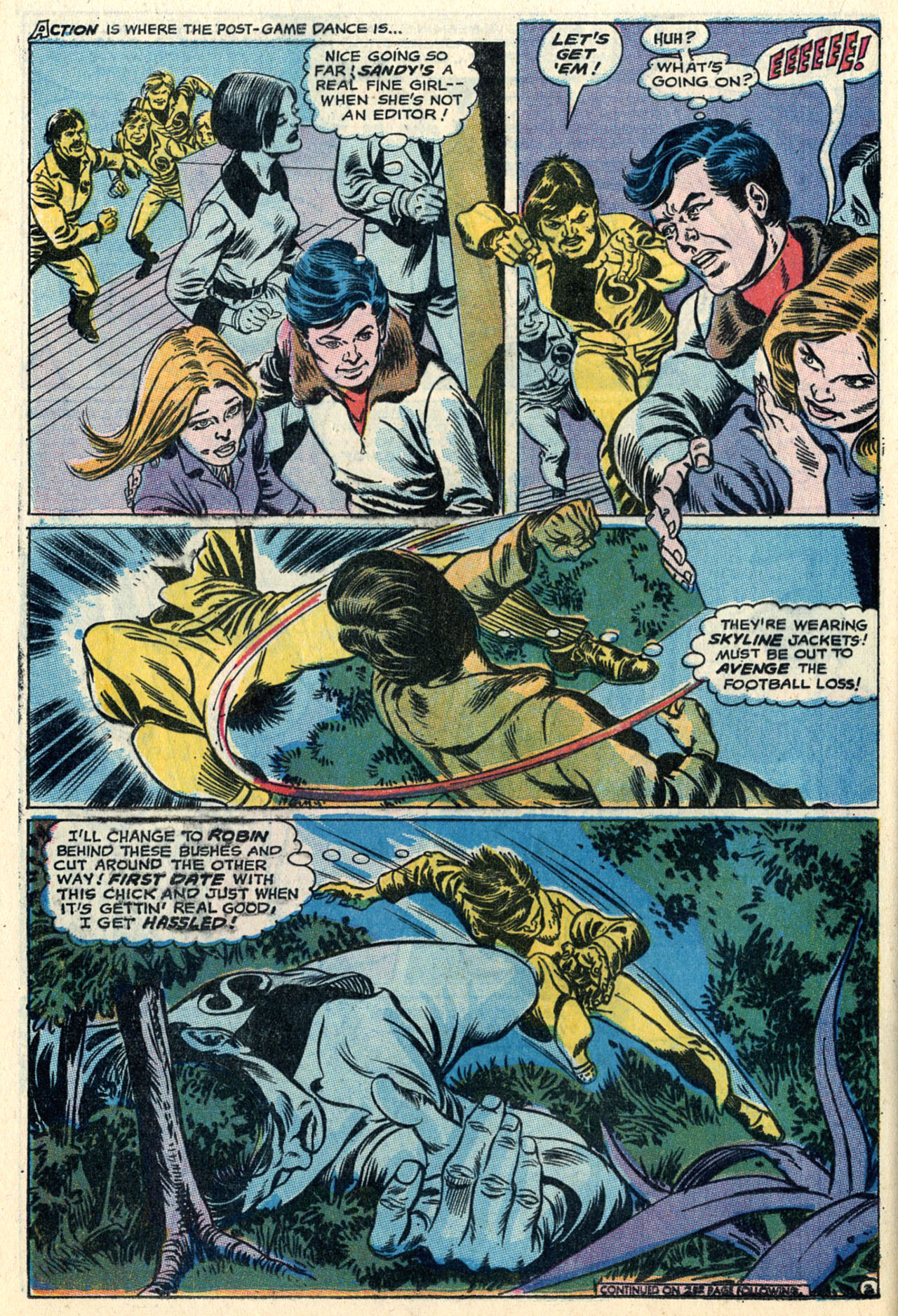 Detective Comics (1937) 390 Page 23