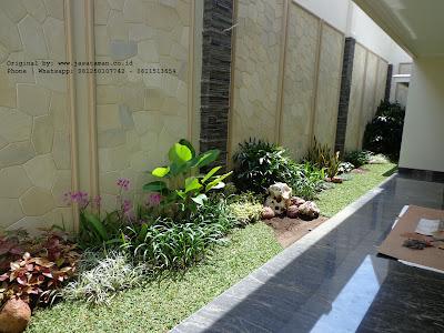 taman minimalis - www.tukangtamanbanjarmasin.com